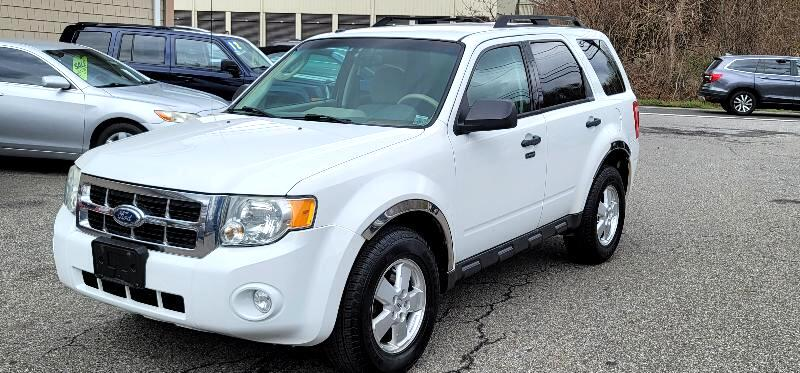 Ford Escape 4WD 4dr I4 Auto XLT 2012