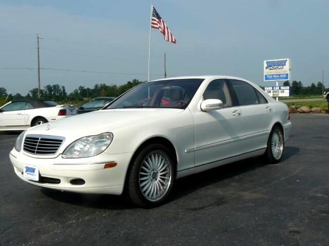 2002 Mercedes-Benz S-Class S430