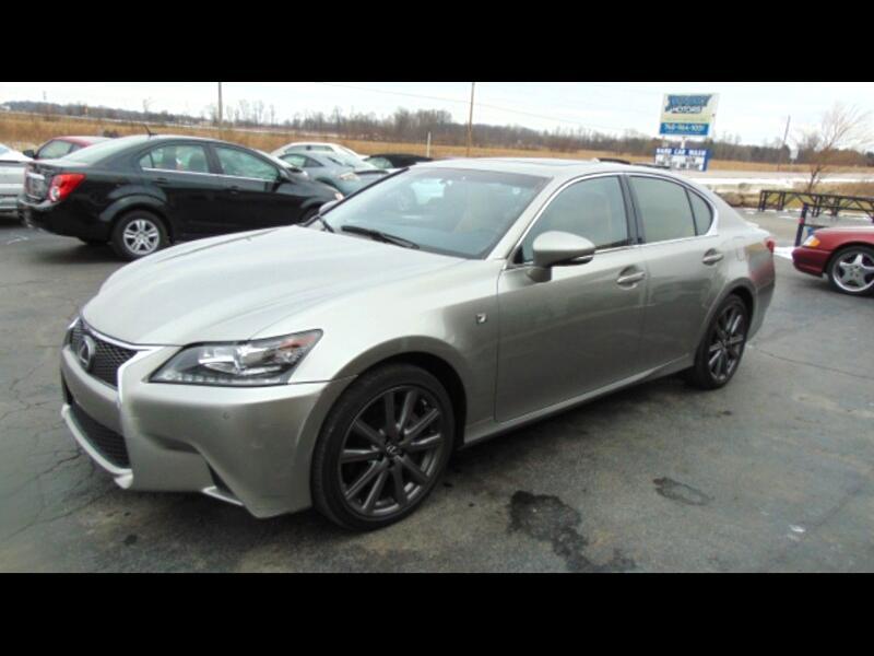 2015 Lexus GS 350 AWD