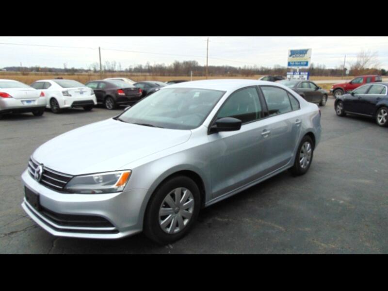 2016 Volkswagen Jetta 1.4T S w/Technology 6A
