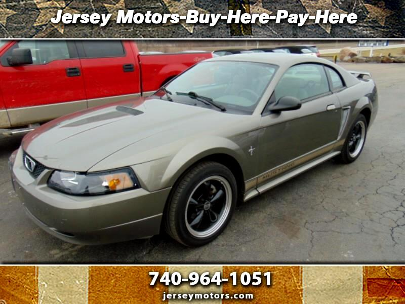 Ford Mustang Standard Coupe 2002
