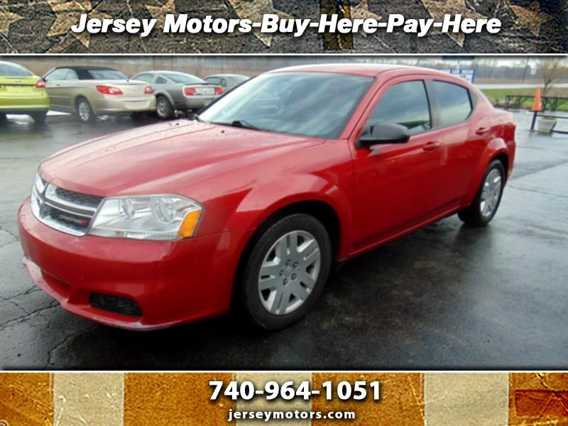 Dodge Avenger Base 2013