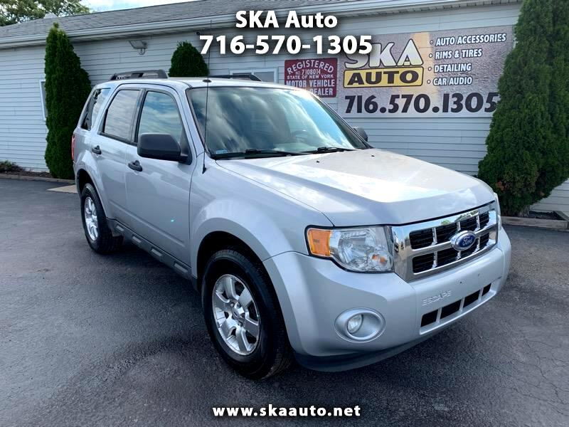 Used 2012 Ford Escape for Sale in Niagara Falls NY 14304 SKA