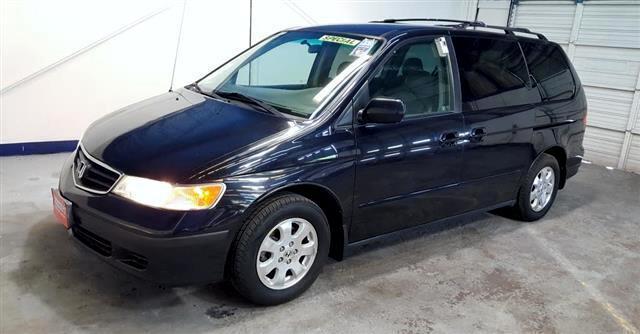 2004 Honda Odyssey EX w/ Leather