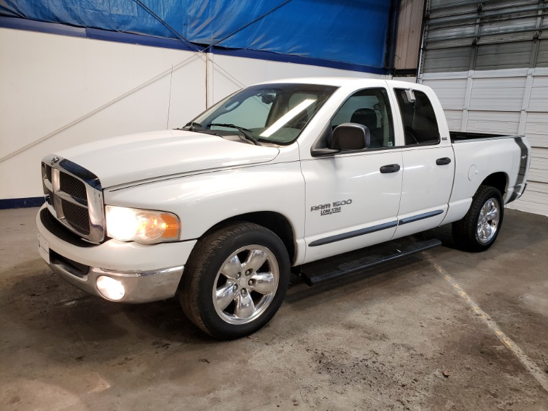 Dodge Ram 1500 ST Quad Cab Short Bed 2WD 2002