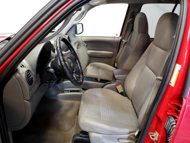 2005 Jeep Liberty Sport 2WD