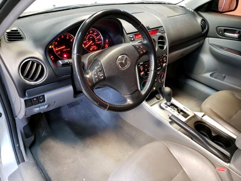 2008 Mazda MAZDA6 i Sports Sedan Grand Touring