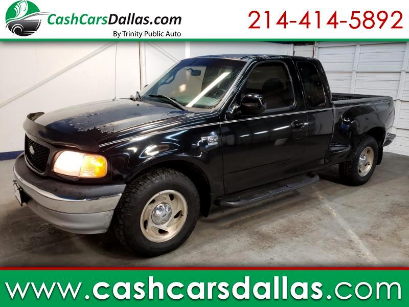 2000 Ford F-150 XL SuperCab Flareside 2WD