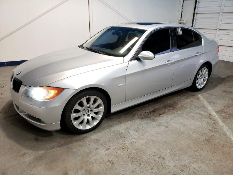 BMW 3-Series 330xi Sedan 2006