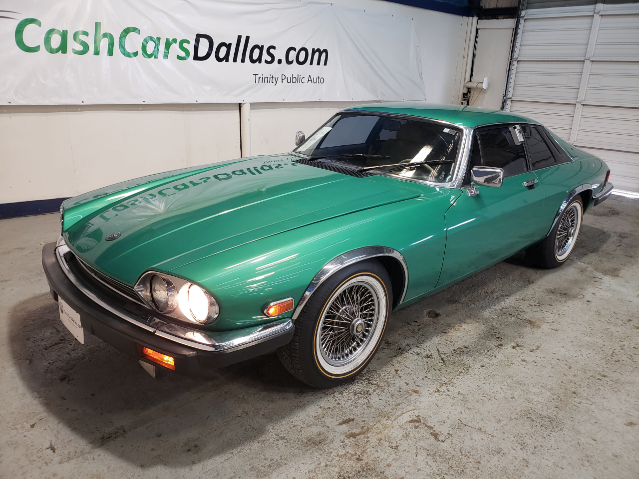 Jaguar XJS Base 1983