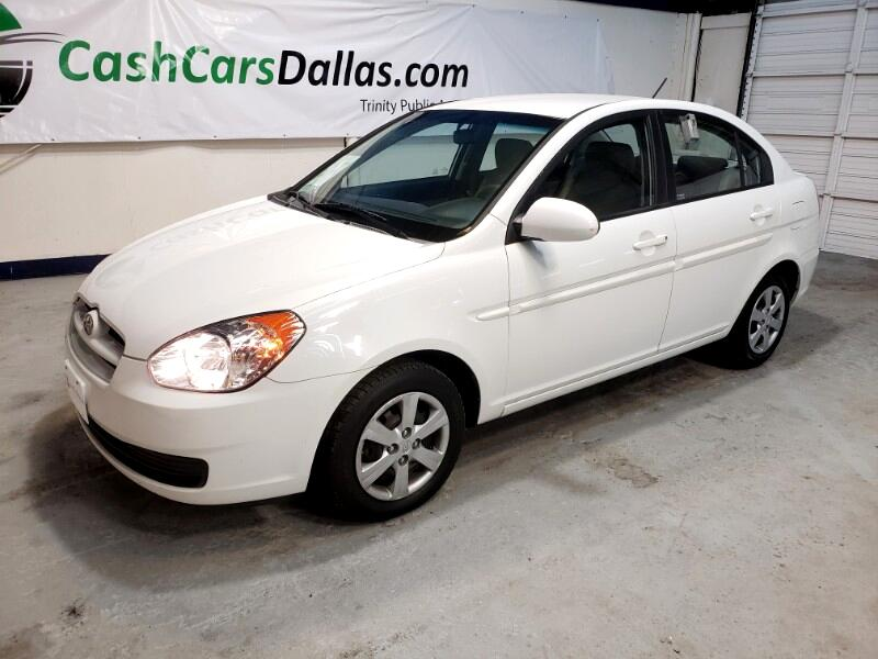Hyundai Accent GLS 4-Door 2009