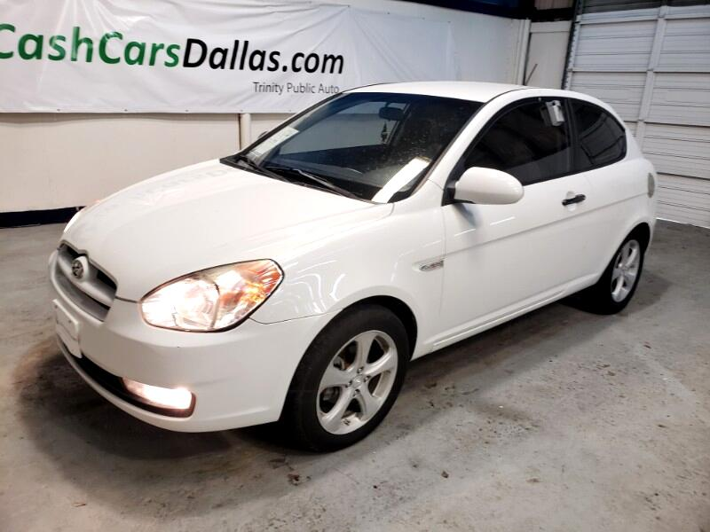 Hyundai Accent SE 3-Door 2009