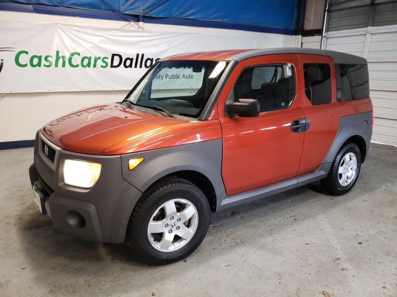 Honda Element EX 2WD 4-spd AT 2005