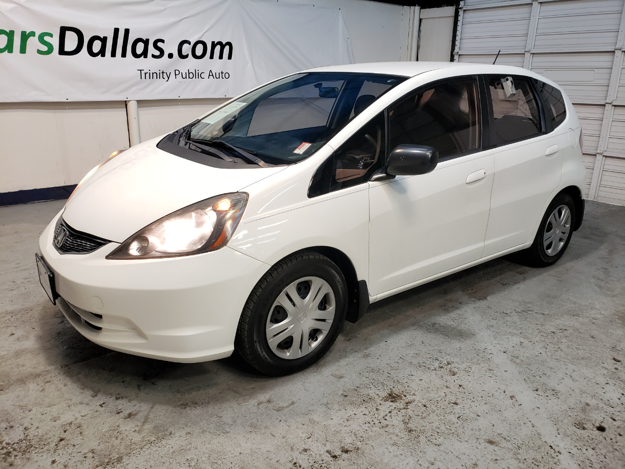 Honda Fit 5-Speed AT 2010