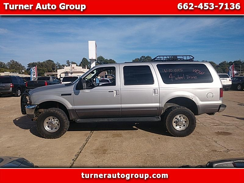 2002 Ford Excursion XLT 6.8L 4WD