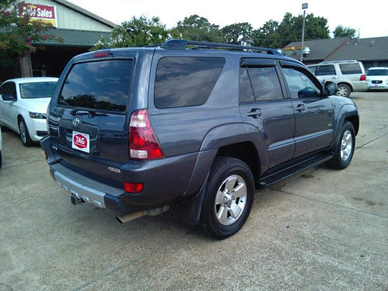 2004 Toyota 4Runner Sport Edition 2WD