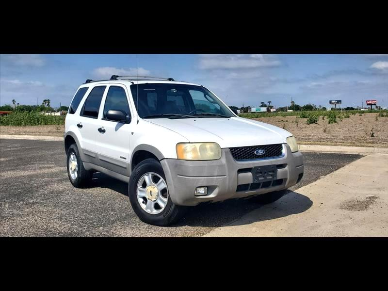 Ford Escape XLT 2WD 2001