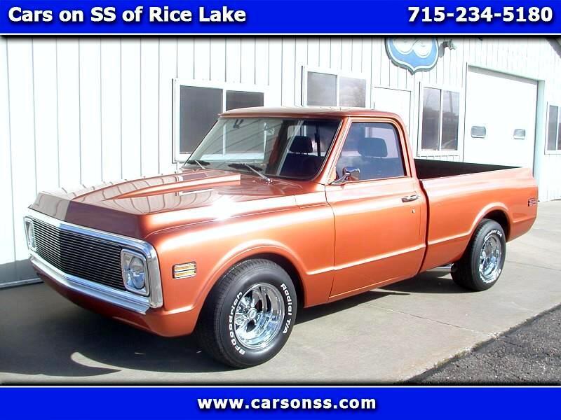 1971 GMC 1/2 Ton Pickups