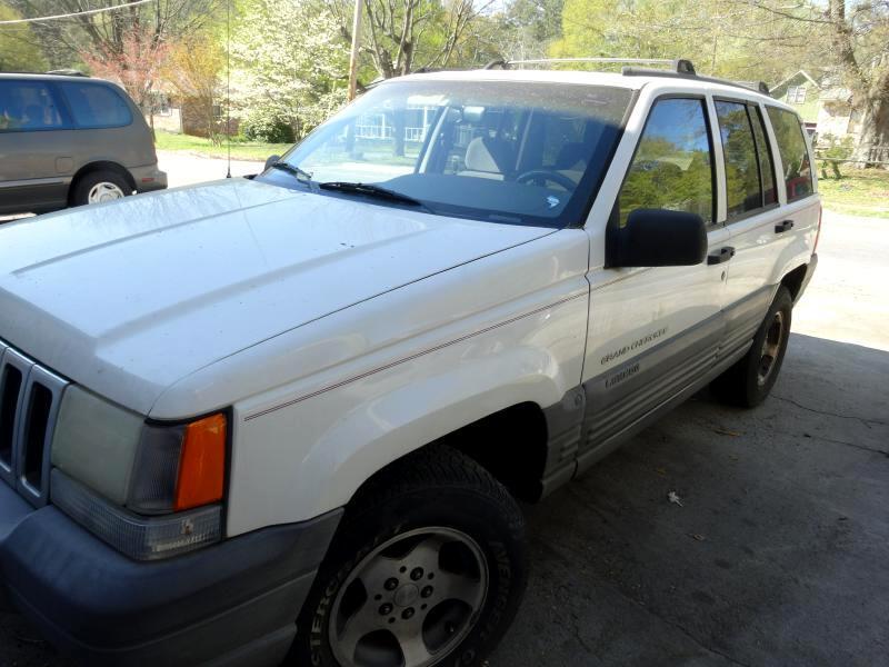 1999 Jeep Grand Cherokee Laredo 4WD