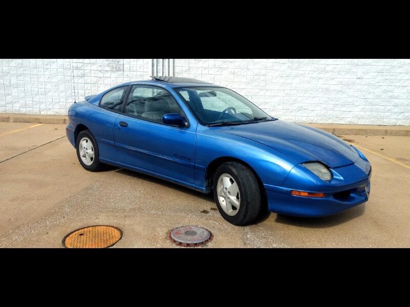 1996 Pontiac Sunfire SE coupe