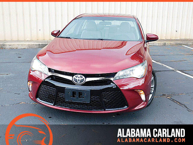 2015 Toyota Camry SE Sports Technology Package Navigation Sunroof XM