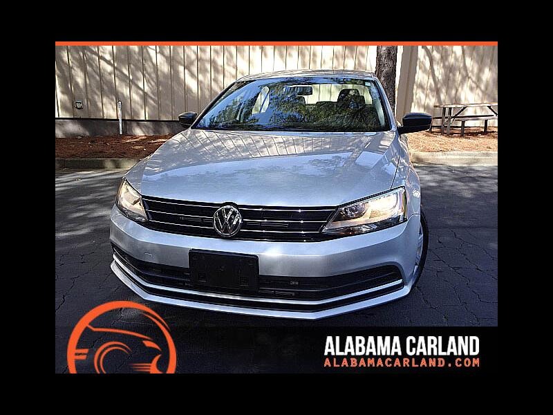 2015 Volkswagen Jetta S w/ Technology Package Back Up Camera XM BT
