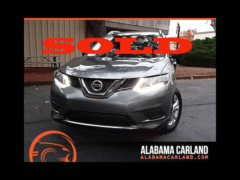 2015 Nissan Rogue SV Back Up Camera Alloys XM BT