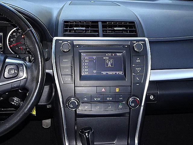 Toyota Camry  2016