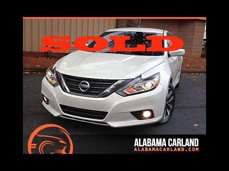 2016 Nissan Altima 2.5 SV Conv Package Blind Spot Monitors Camera XM