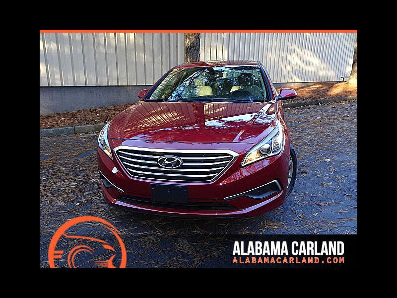 2016 Hyundai Sonata SE Automatic Back Up Camera XM BT Alloys