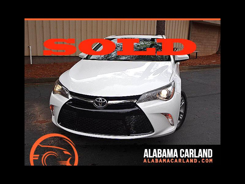 2015 Toyota Camry SE Sports Tech Navigation Sunroof Camera XM BT All