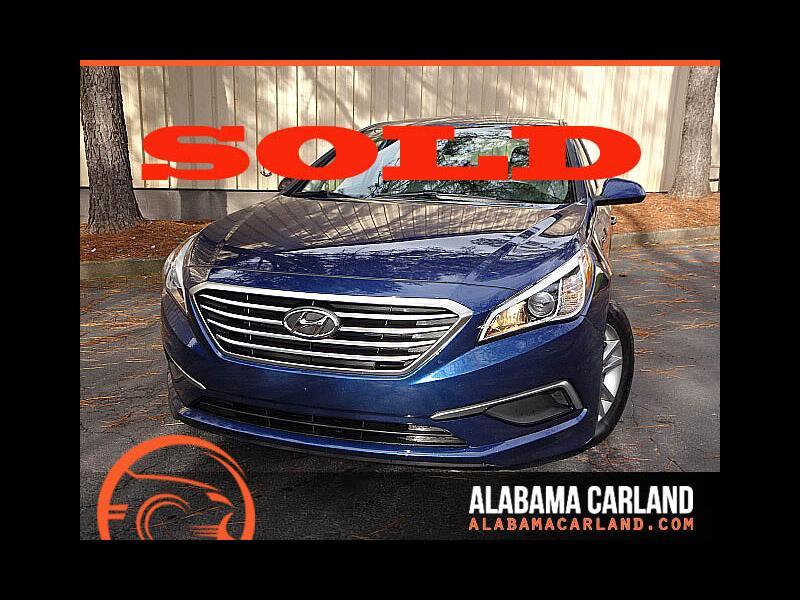2016 Hyundai Sonata SE Auto Back Up Camera XM BT Alloys