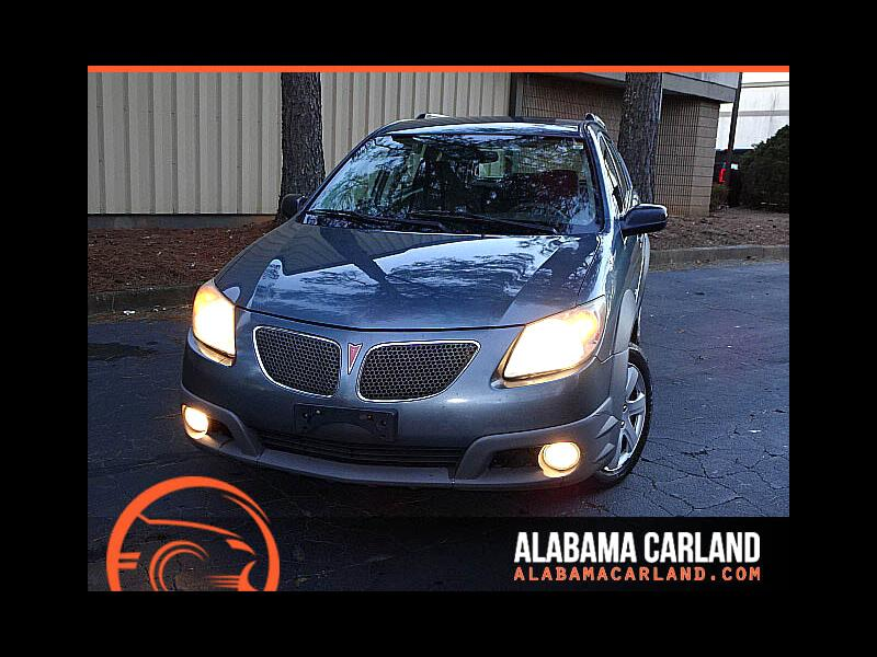 2006 Pontiac Vibe Automatic Powered Pack Cruise Control
