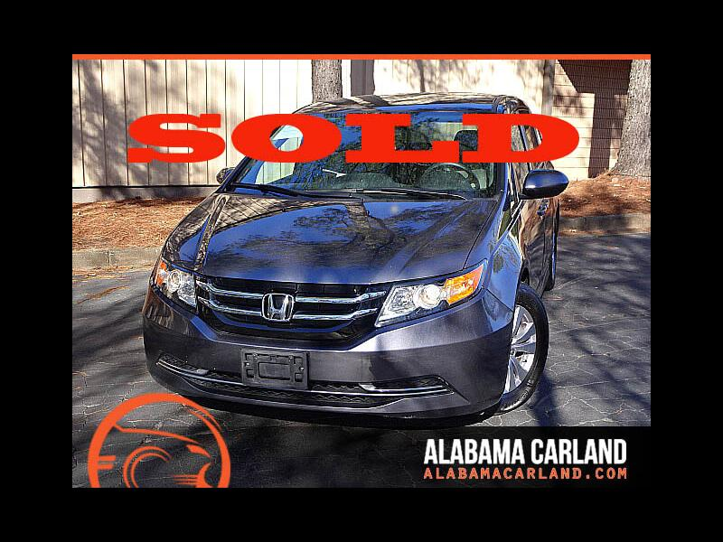 2016 Honda Odyssey EX Sports Blind Spot Camera XM BT Alloys