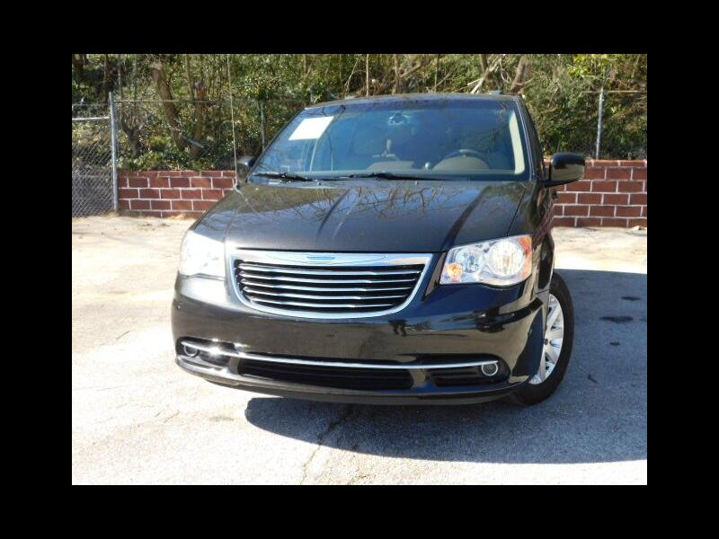 2014 Chrysler Town & Country Touring Tech Navigation DVD Entertainment Camera X