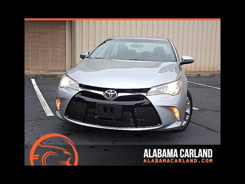 2015 Toyota Camry SE Sports Tech Navigation Sunroof Back Up Camera X