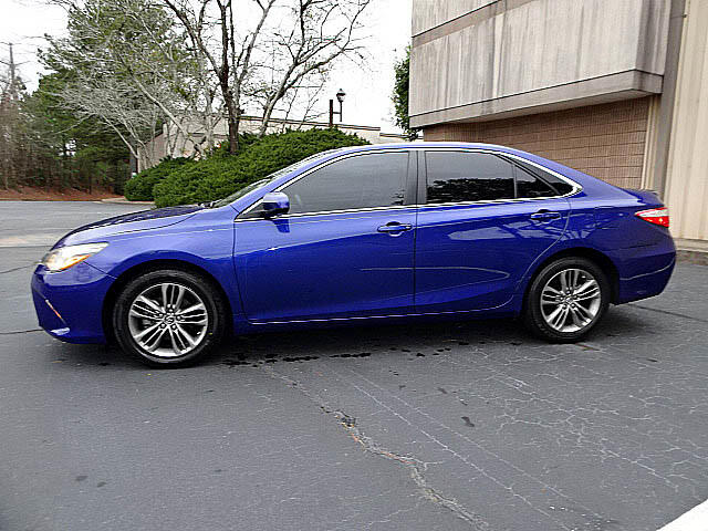 2015 Toyota Camry SE Sports Special Edition Sunroof Back Up Camera X