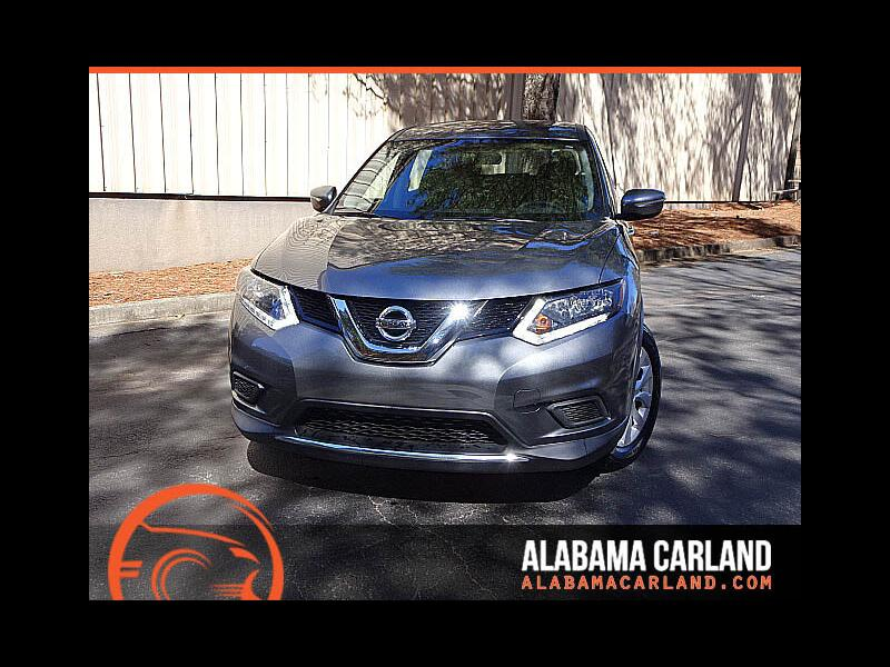 2015 Nissan Rogue S Package Back Up Camera XM BT