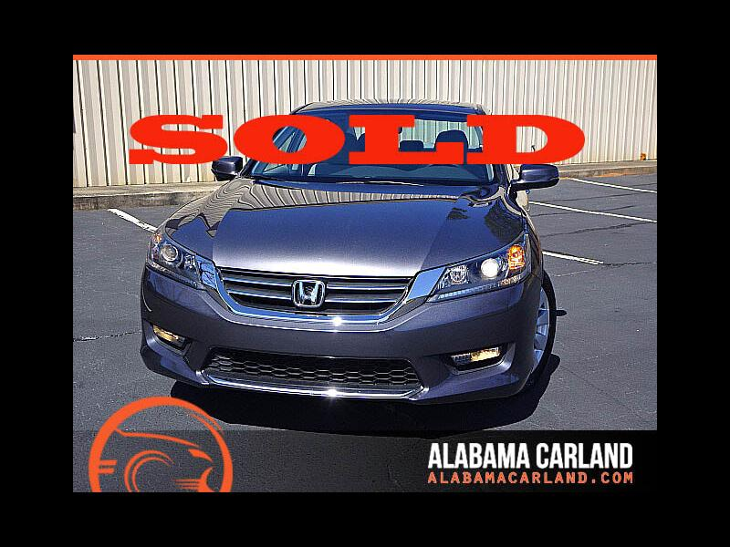 2015 Honda Accord EX Sedan CVT Blind Spot Camera Sunroof XM BT Alloy