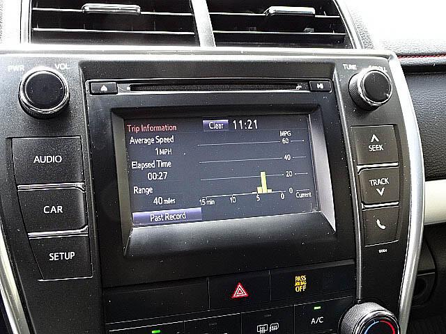 2017 Toyota Camry SE Sports Back Up Camera XM BT Alloys
