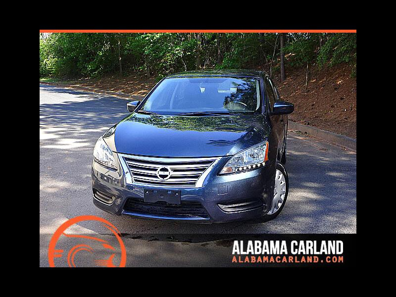 2015 Nissan Sentra SV w/Driver Assist Tech Navigation Back Up Camera