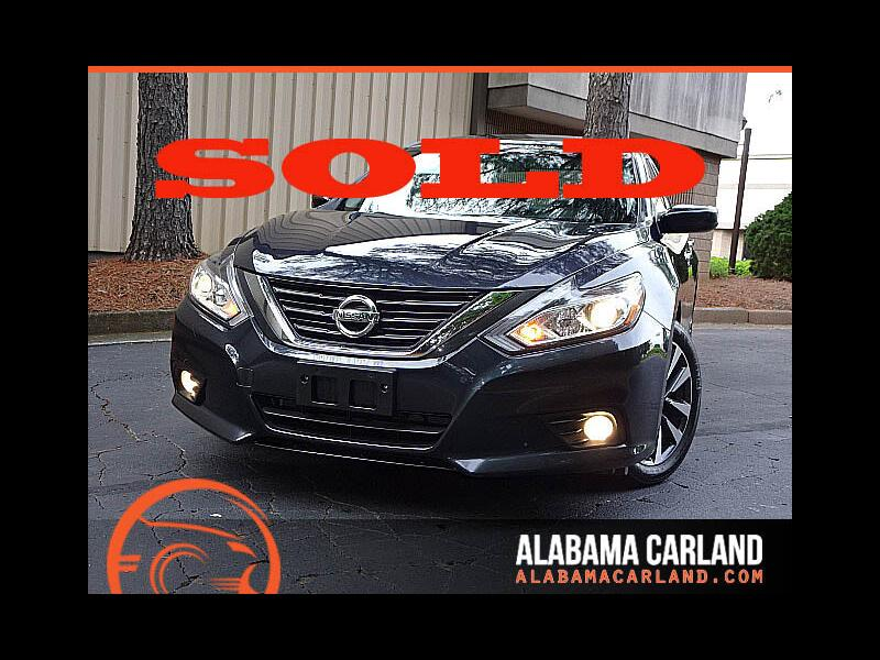 2016 Nissan Altima 2.5 SV Blind Spot Monitors Camera XM BT Alloys