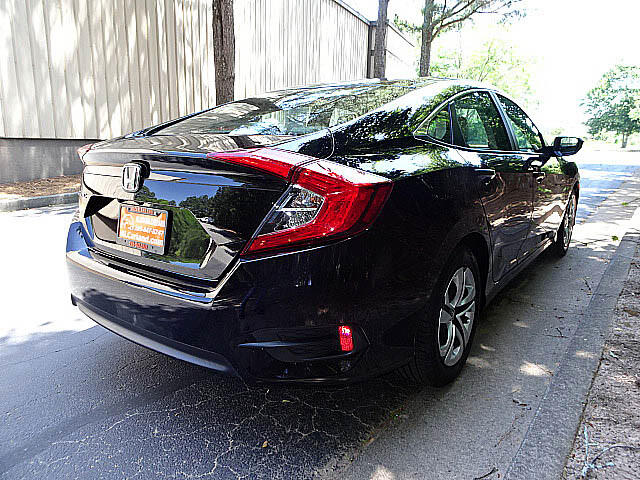 2016 Honda Civic LX Sedan CVT Back Up Camera BT