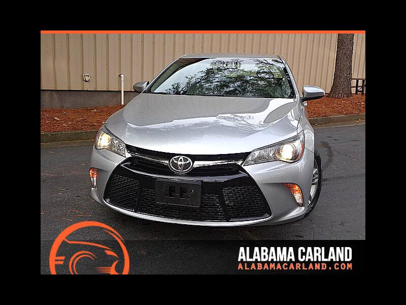 2015 Toyota Camry SE Sports Back Up Camera XM BT Alloys