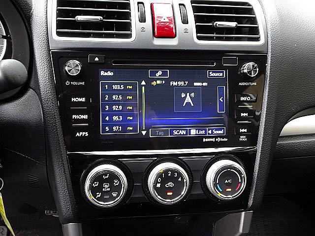 2016 Subaru Forester 2.5i Premium PZEV CVT Heated Seats Sunroof XM BT A