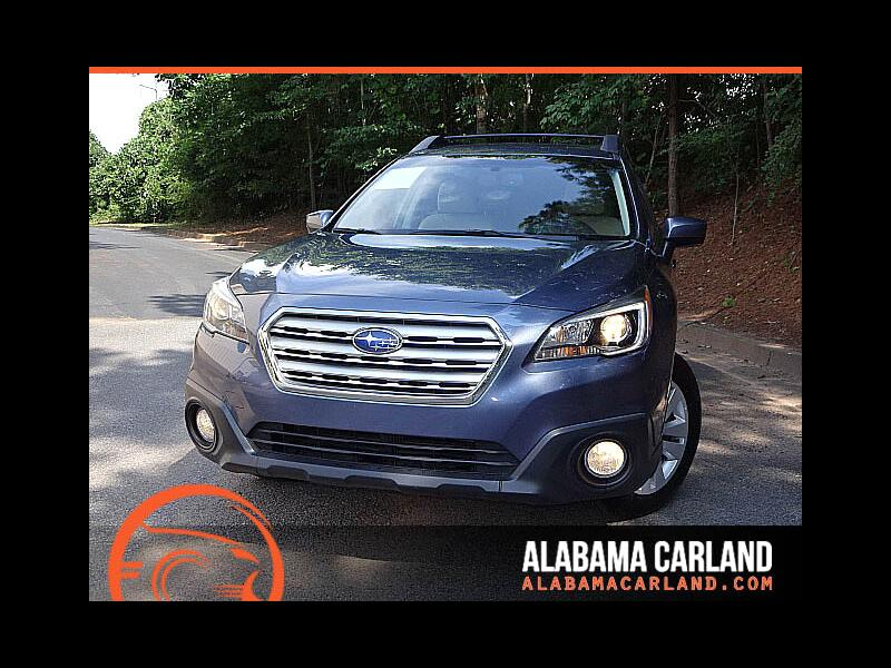 2016 Subaru Outback 2.5i Premium Heated Seats Back Up Camera XM BT All