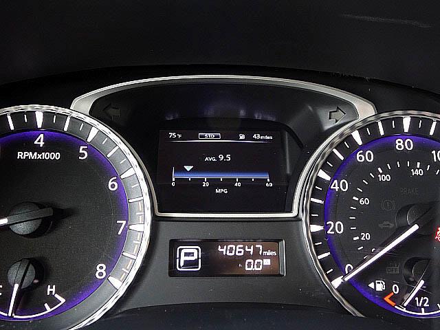 2015 Infiniti QX60 AWD Leather Sunroof Heated Seats Camera XM BT HID