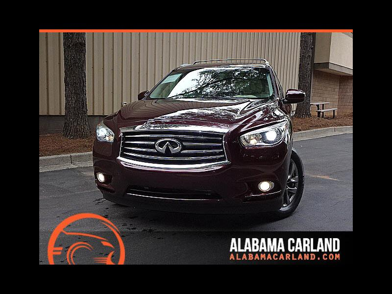 2015 Infiniti QX60 AWD Leather Sunroof Heated Seats Camera XM BT HID