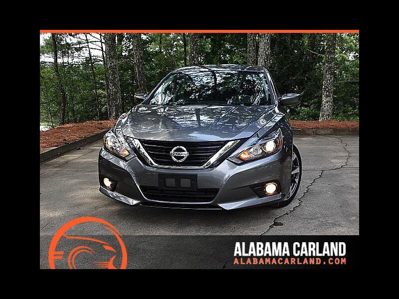 2016 Nissan Altima 2.5 SR Sports Edition Camera XM BT Alloys