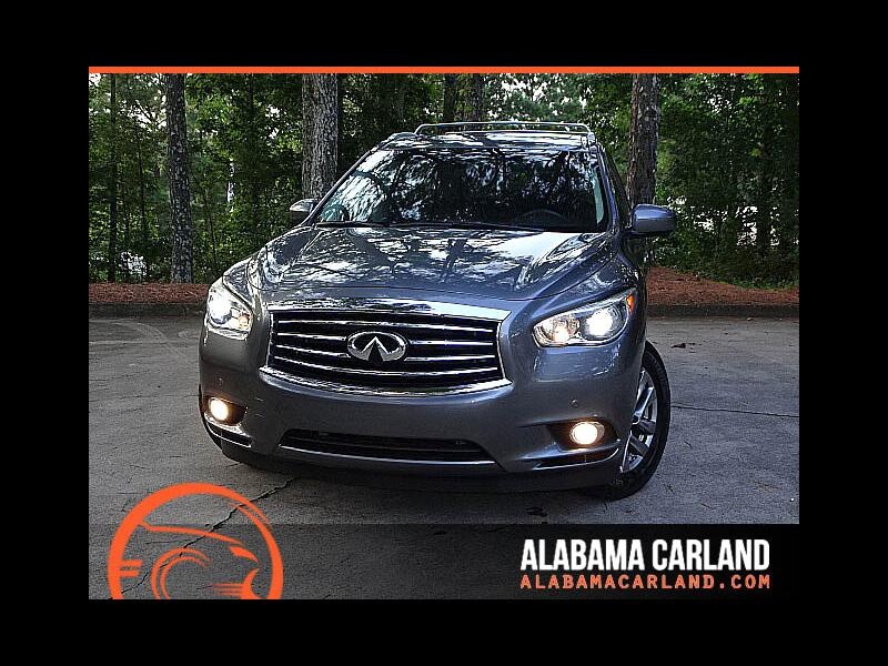 2015 Infiniti QX60 Premium Plus Tech Navigation DVD Bose Sound Camera